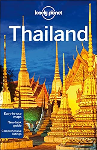 The Lonely Planet Thailand (Travel Guide) travel product recommended by Ollie Smith on Lifney.