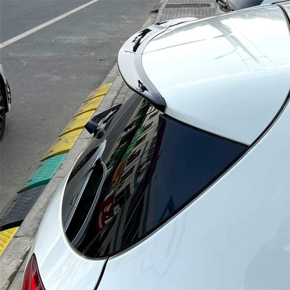 Super Eight Aler/ón Divisor de Aire Pintado de Tronco Trasero Brillante para Mercedes para Benz A Class W176 A180 A200 A250 para AMG A45 2013 2014 2015-2018