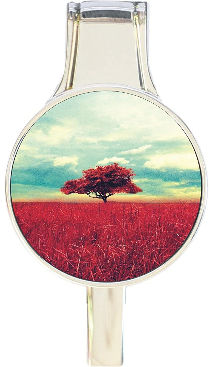 Red Tree Everything Purse Hanger Handbag Hook Retractable Folding