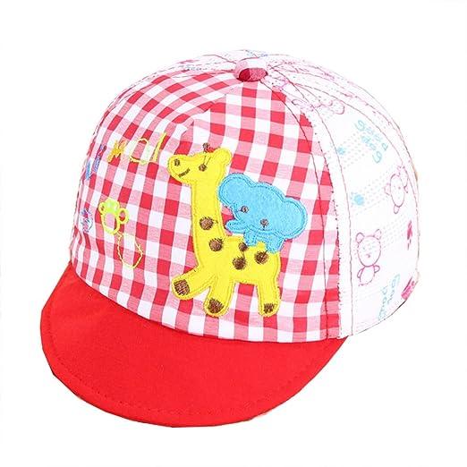 DaoRier Gorras, gorras de tela escocesa bordadas, generalmente ...