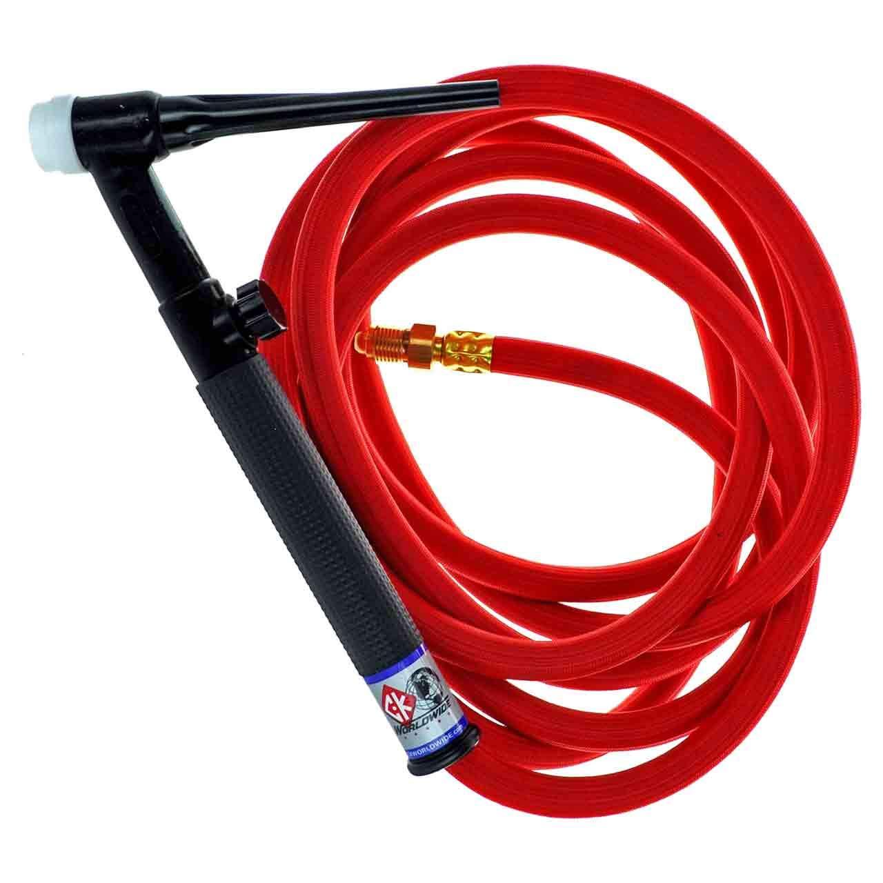 CK TL2112VHSF FX Torch Pkg 200 Amp Flex w/Valve 12-1/2' 1 Piece SuperF CK Worldwide