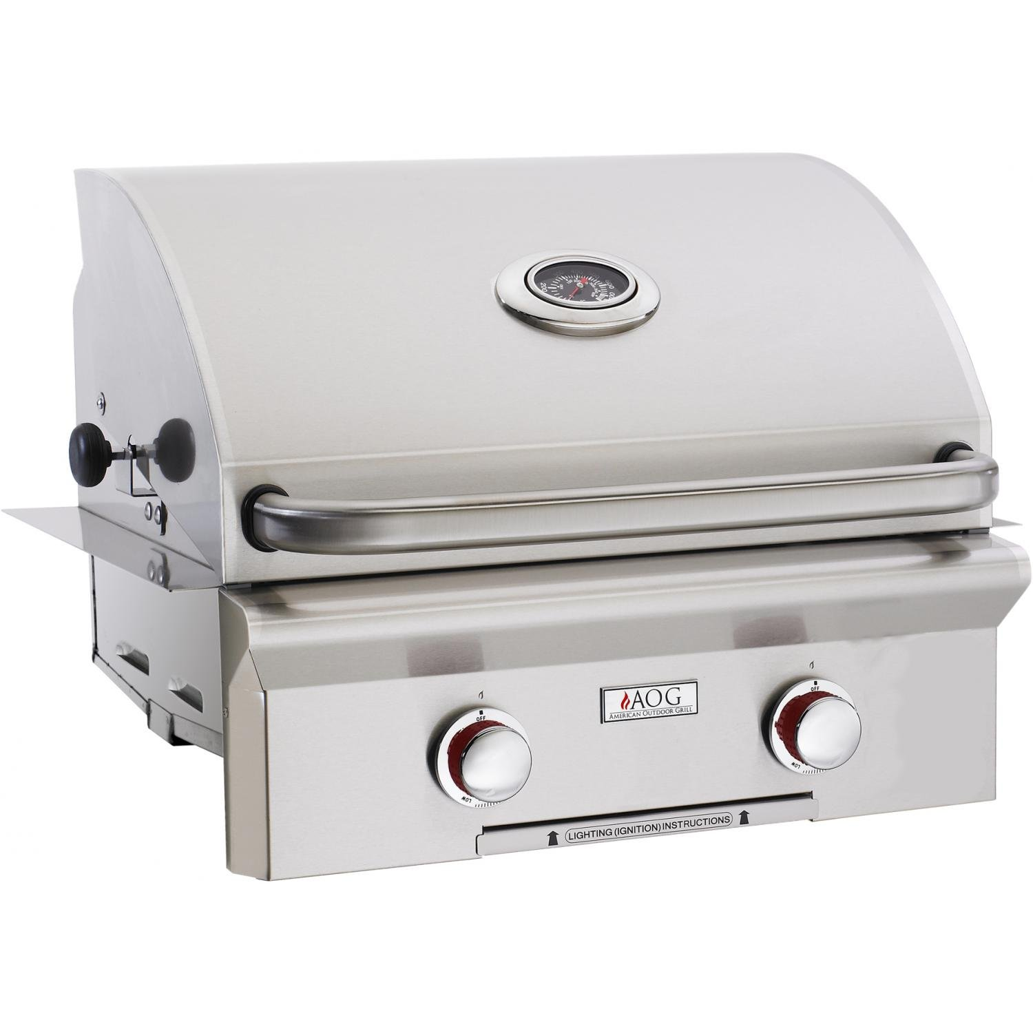 Amazon.com: American Outdoor Grill 24NBT-00SP T-Series 24 Inch Built ...