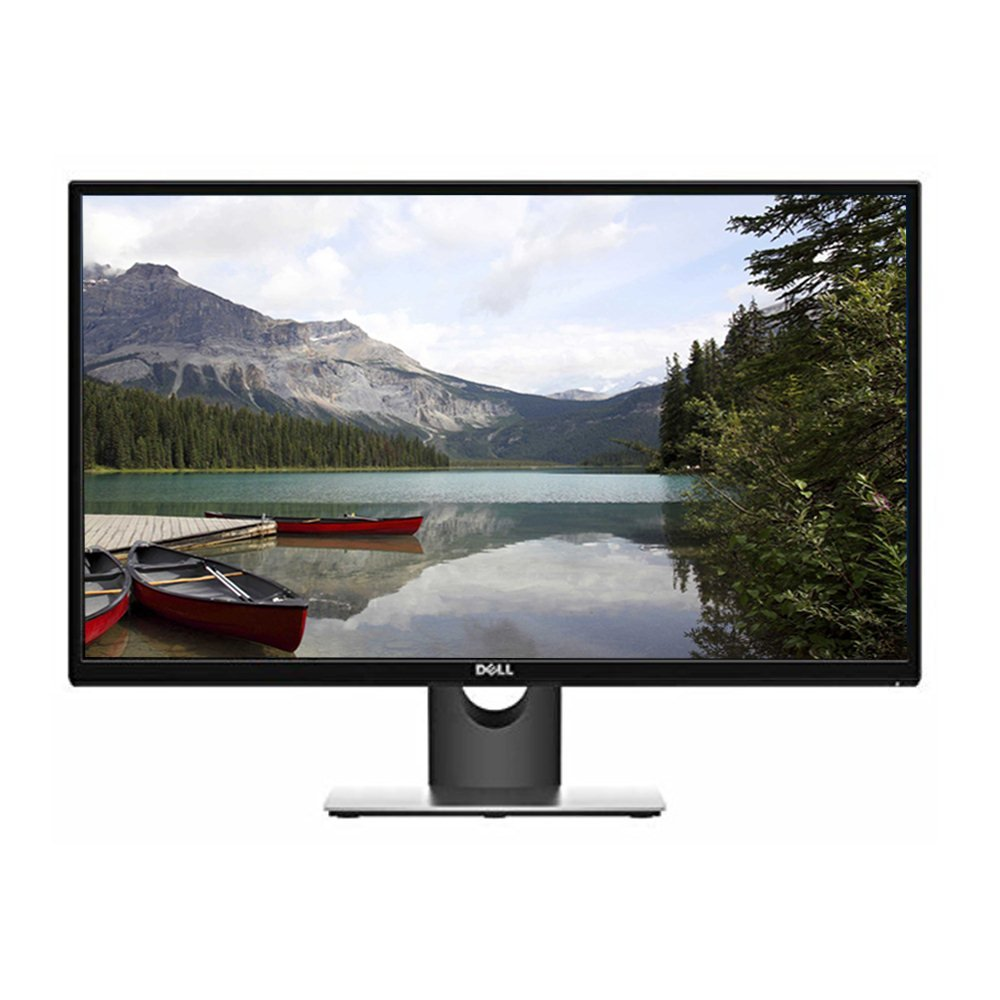 Newest Flagship Dell 27'' Full HD IPS LED-Backlit LCD Anti-glare Widescreen Business Monitor at 75 Hz, 6ms (gray-to-gray) Response Time, 16.7 million colors, 16:9 Aspect Ratio, HDMI, VGA