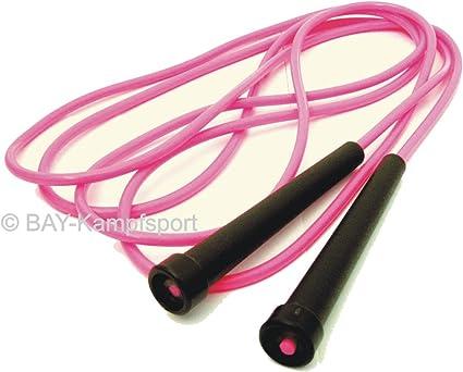 Springseil Sprungseil Seilspringen Hüpfseil Skipping Rope für Kinder Erwachsene