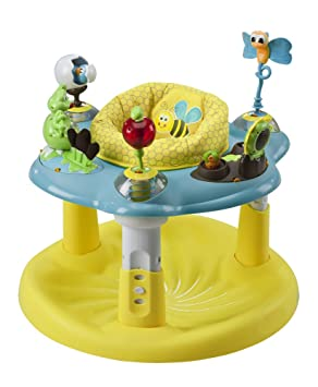163918bb1f2b Evenflo 61611054 ExerSaucer Bounce and Learn Bee  Amazon.ca  Baby