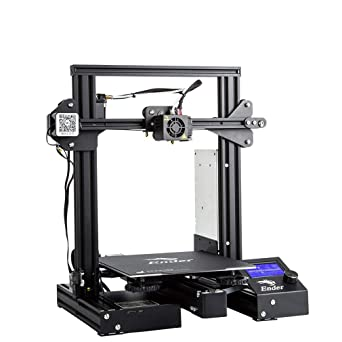 Creality 3D Ender-3 Pro - Impresora 3D (magnética, MK-10, extrusor ...