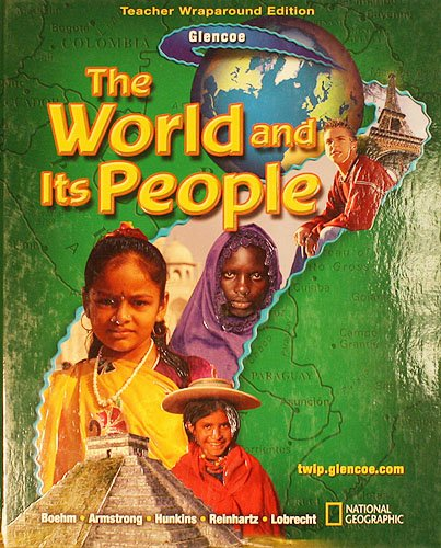 The World and Its People: Teachers Wraparound Edition