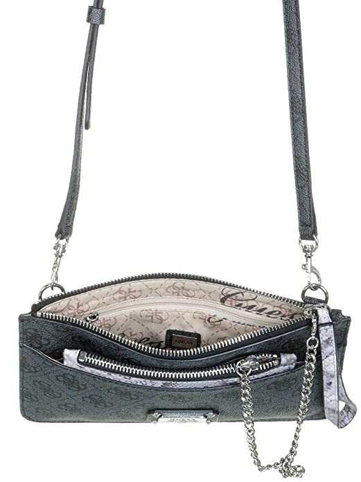 ad1abd470d GUESS Handbag Tote Shoulder Strap-Escapade Line Mini-Autumn Winter  Collection 2015  Amazon.co.uk  Shoes   Bags