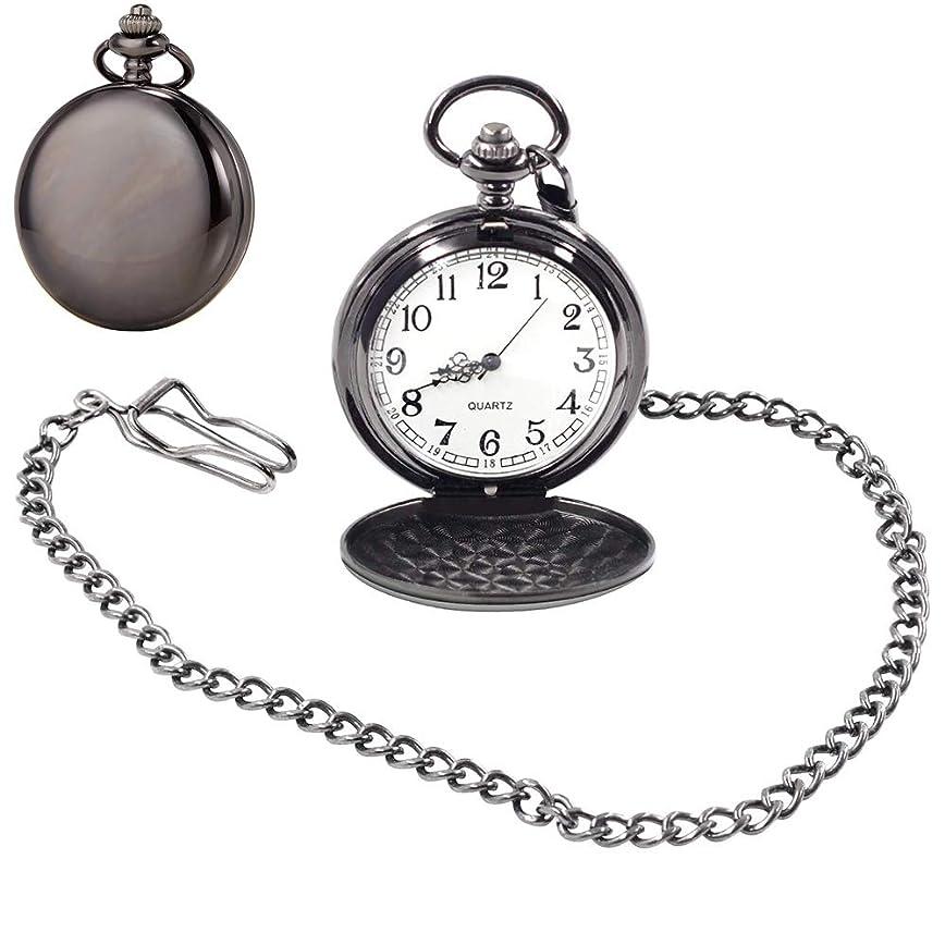 道路団結辞任するナースウォッチ  かわいい時計 懐中時計 逆さ文字盤 ローズ  クリップ式 ホワイト