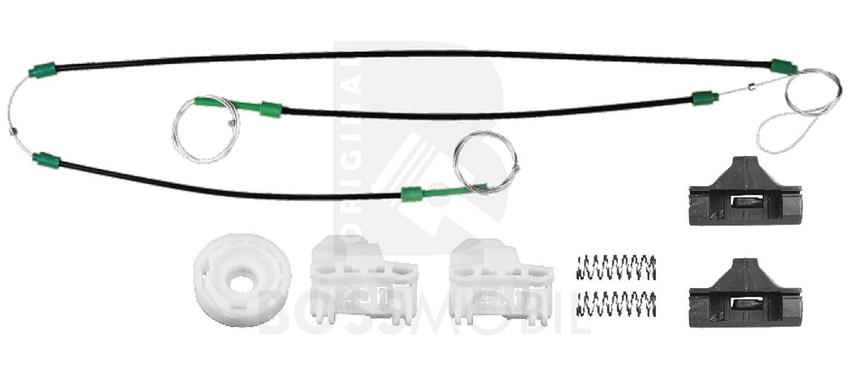 Amazon.es: Bossmobil Polo(6n1, 6N2) 4/5 Puertas, Delantero ...