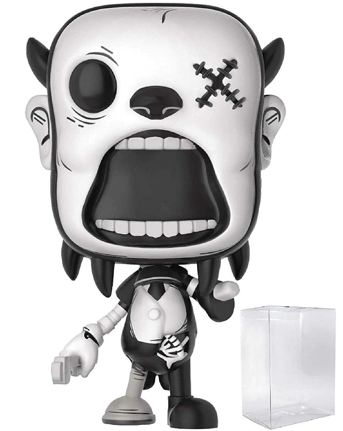 Piper Pop Vinyl Figure Includes Compatible Pop Box Protector Case Funko Games: Bendy and The Ink Machine