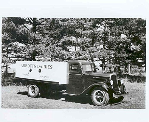 1935 Studebaker Abbotts Dairies Refrigerator Van Truck for sale  Delivered anywhere in USA
