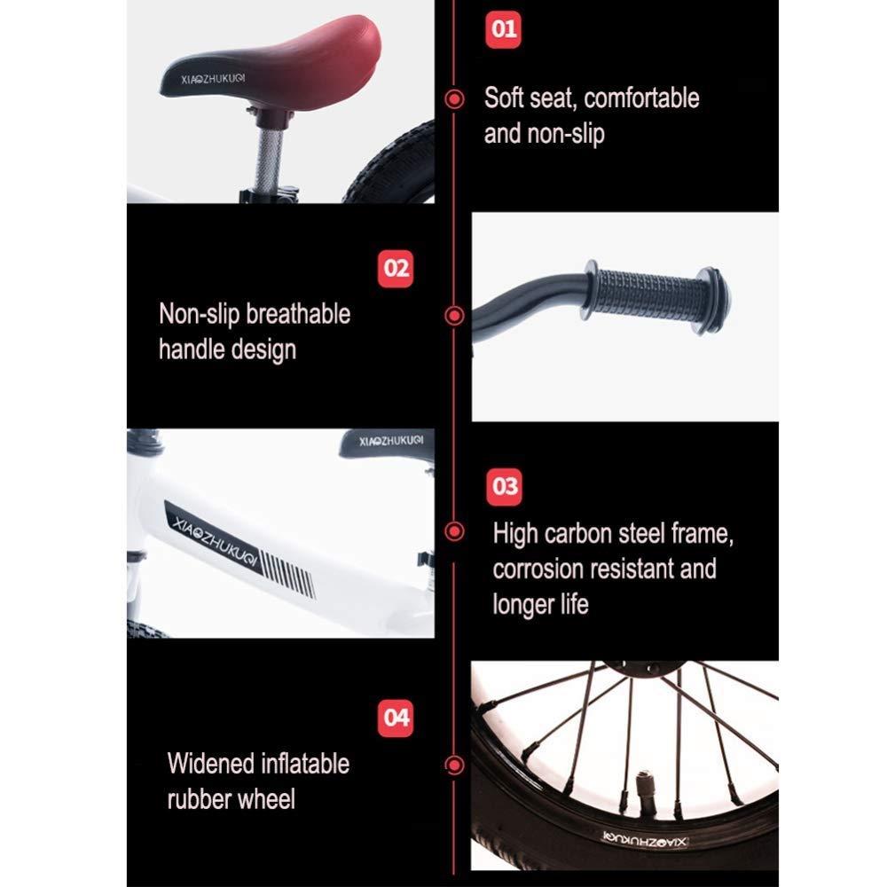 Amazon.com: Balance Bikes - Patinete ligero de 12 pulgadas ...