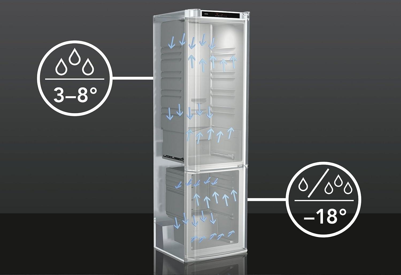 Aeg Kühlschrank Rdb51811aw : Aeg kühlschrank rdb aw kühl gefrierschränke von aeg bei i