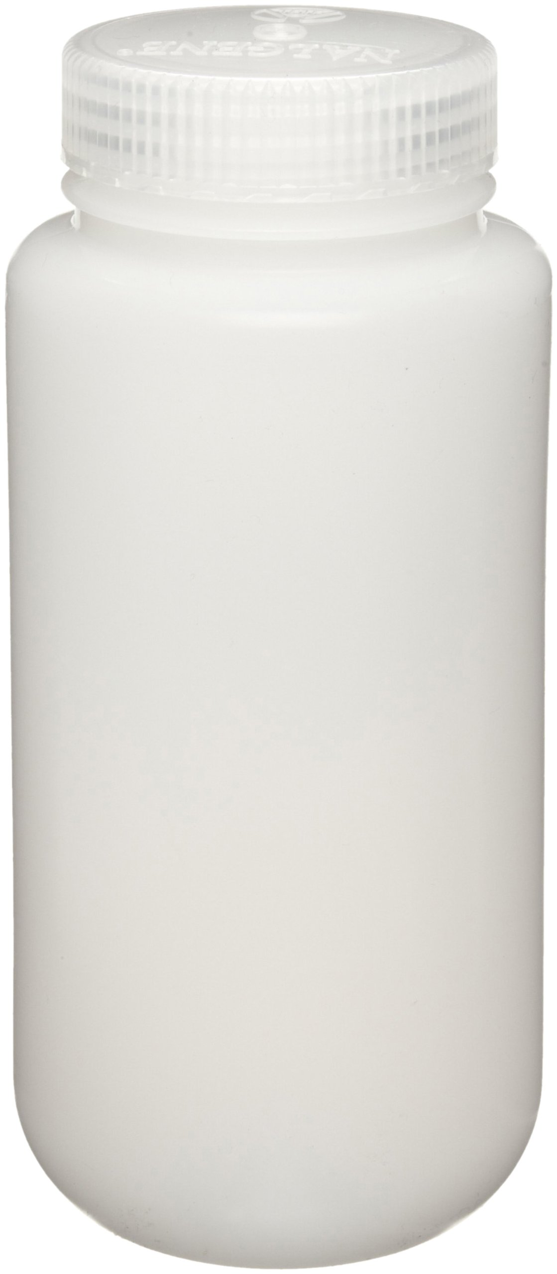 Nalgene 2199-0016 PassPort IP2 Bottle, Hazmat Shipper, Wide-Mouth, HDPE, 500mL (Pack of 12)