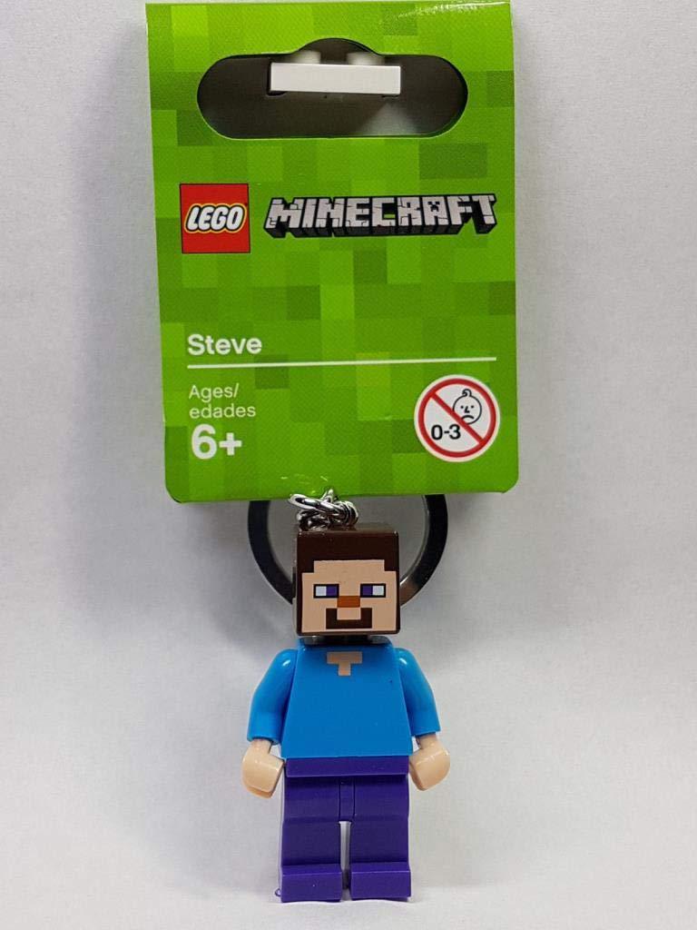 LEGO LLAVERO STEVE MINECRAFT (853818): Amazon.es: Juguetes y ...