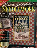 Better Homes and Gardens Cross Stitch & Needlework (December 1997, Vol. XII, No. 7)