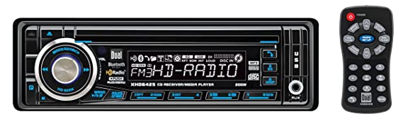 amazon com dual xhd6425 4x50 watt bluetooth ready hd radio and mp3 dual xhd6425 wiring harness at Dual Xhd6425 Wiring Harness