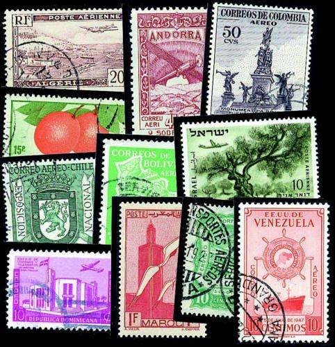 Goldhahn 900 Flugpost - Briefmarken für Sammler Sammler Sammler 9f6ef2