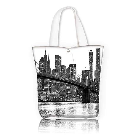 f394173fc2 Amazon.com  Tote Bag Shoulder Bag -W23 x H14 x D7 INCH Tote Laptop ...