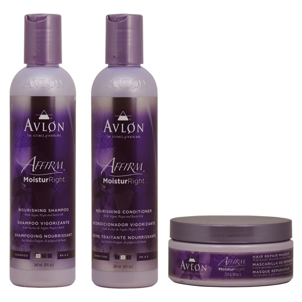 Amazon Avlon Affirm Moisture Right Nourishing Shampoo