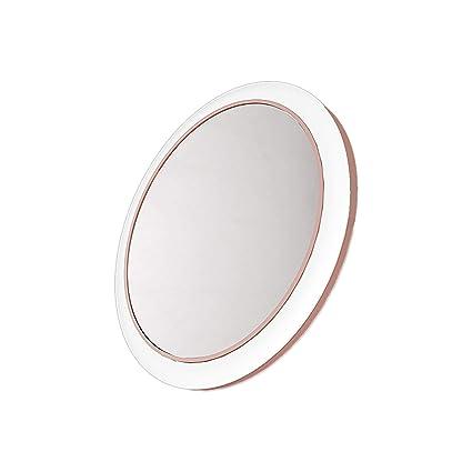 Amazon.com: Mirrex Espejo de maquillaje portátil con luz y ...