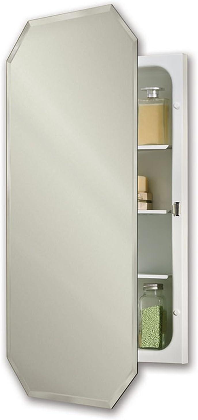 Amazon Com Jensen 1456 Mirage Frameless Single Door Recessed