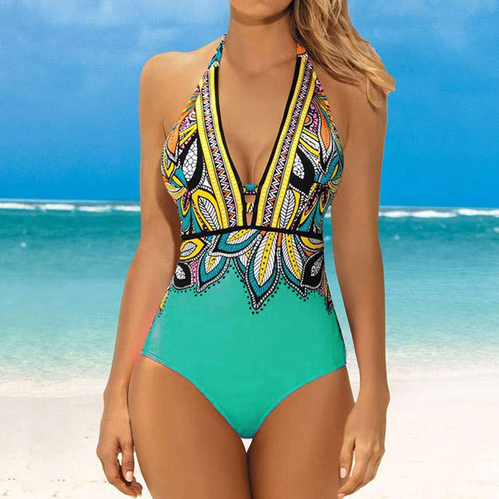 Junjie Frauen Plus Size Gestreift Tankini Badeanzug Beachwear Gepolsterte Bademode Schwarz Dunkelblau baumwollhemd bauchfreie festlich Tops Streifen Chiffon