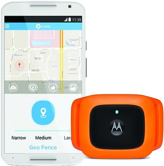 Motorola Scout Traks - Dispositivo GPS y de Control de Actividad para Mascotas, Color Negro: Amazon.es: Electrónica