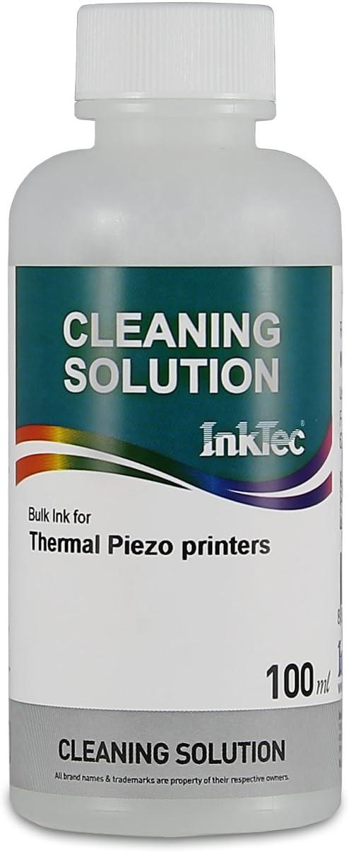 100 ml de LIQUIDO LIMPIADOR para eliminar restos de tinta de la ...
