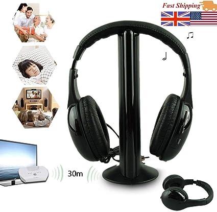 Amazon.com: 5IN1 Wireless Headphone Casque