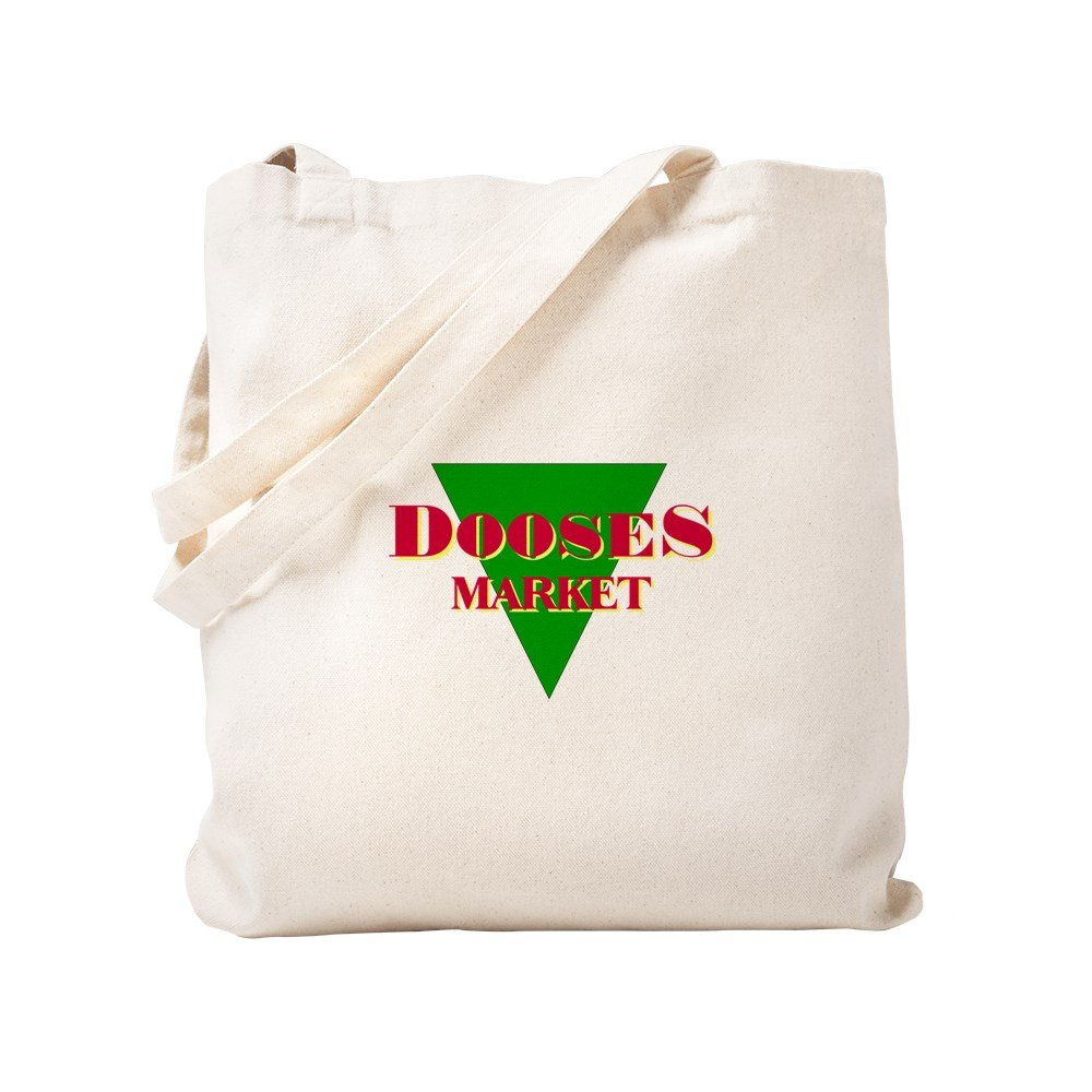 CafePress – Dooseの市場 – ナチュラルキャンバストートバッグ、布ショッピングバッグ S ベージュ 0426822785DECC2 B07BZP8X2Y S