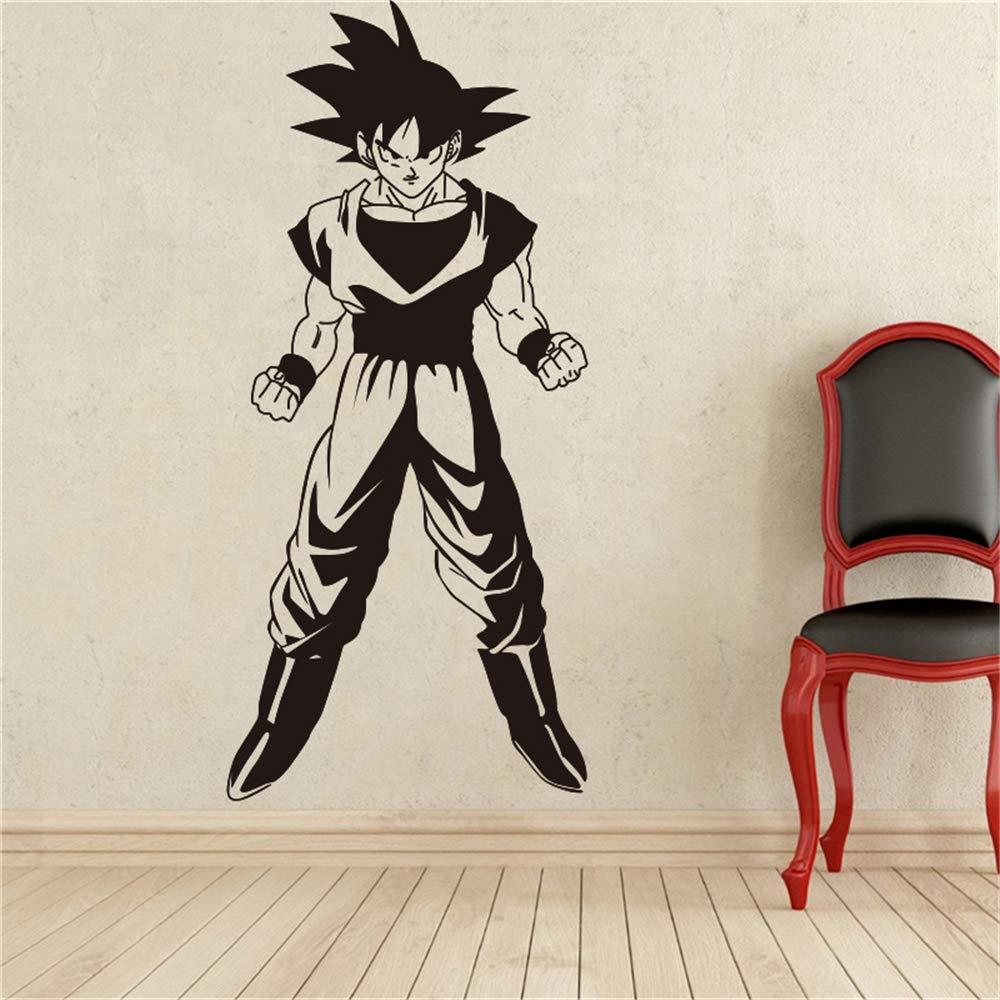 etiqueta de la pared decoración Dragon Ball tatuajes de pared ...