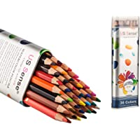 36-Count US Sense Watercolor Pencils Set