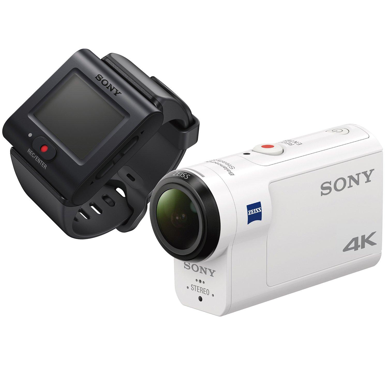 ダイビング アクションカメラ SONY FDR-X3000R(ソニー)
