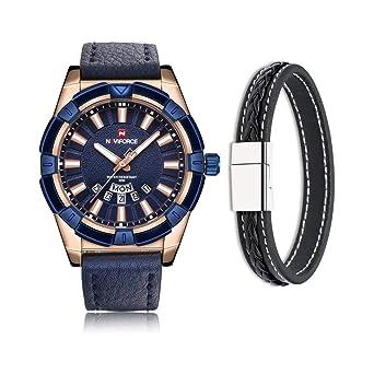 NAVIFORCE Fashion Watches for Men cc9307198