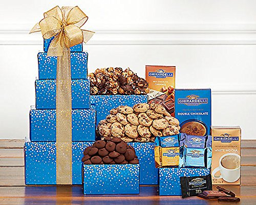 Baby Shower Gift Ideas: Wine Country Gift Baskets Ghirardelli Tower