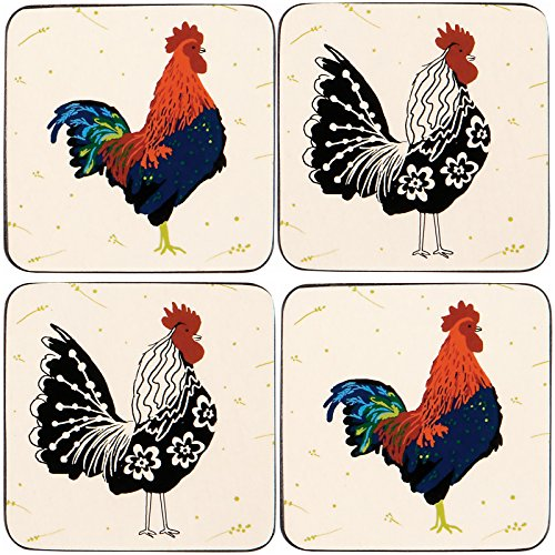 Ulster Weavers Decorative Rooster Coaster product image