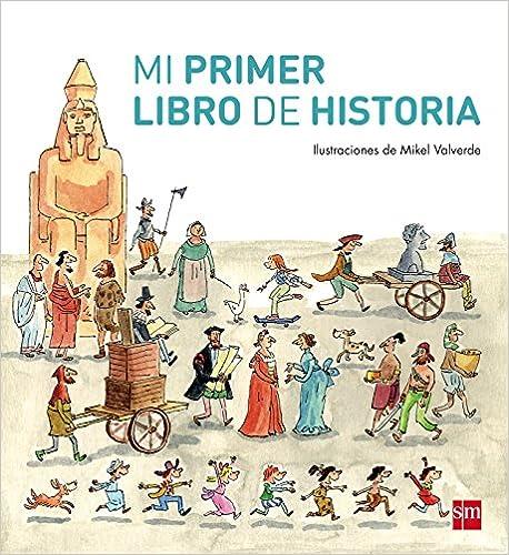 Como Descargar Libros Para Ebook Mi Primer Libro De Historia Directa PDF
