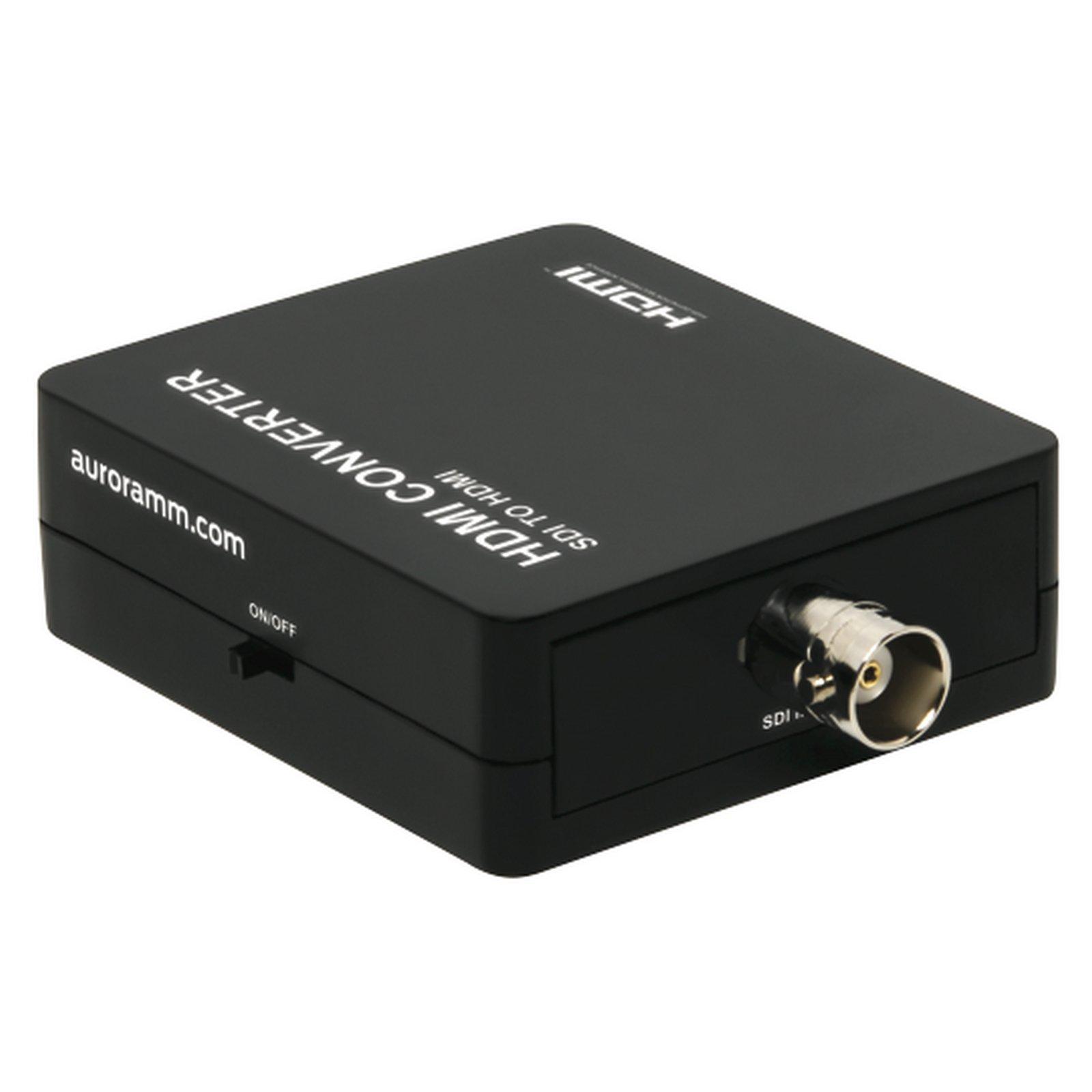 Aurora MCX-STH   SDI to HDMI Audio Video Converter