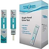 Prime Screen [10 Pack] THC Urine Screening Test Kit - Dip Card Testing Marijuana Use - WDTH-114