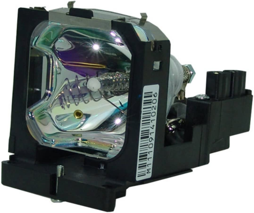 610-317-5355 Projection Lamp with Housing for Sanyo PLV-Z1X FI Lamps Compatible POA-LMP86 PLV-Z3