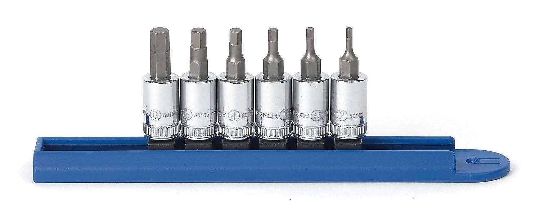 Britool E030703B 1//4-inch Torx Socket Drive Set 10 Pieces