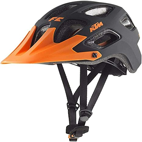 KTM Factory Cycle Bike Enduro MTB Orange Helmet: Amazon.es ...