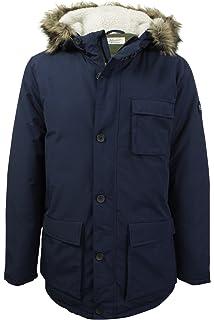 Original Penguin New Men/'s Lightweight Hooded Jacket Ratner Rain Cagoule Coat