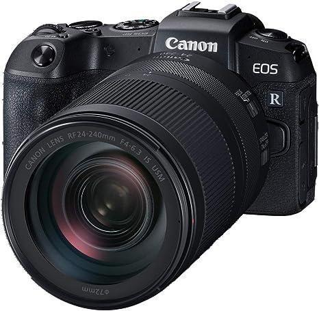 Canon EOS RP - Cámara de 26.2 MP (CMOS, DIGIC 8, Dual Pixel CMOS ...
