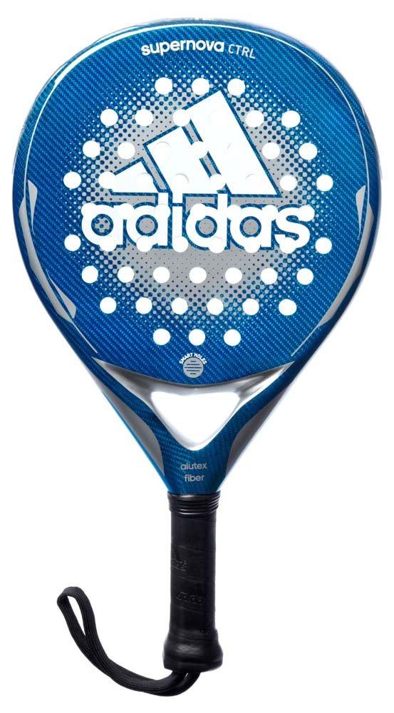 adidas Supernova Ctrl - Pala pádel Unisex, Color Azul/Blanco/Negro, Talla única: Amazon.es: Deportes y aire libre