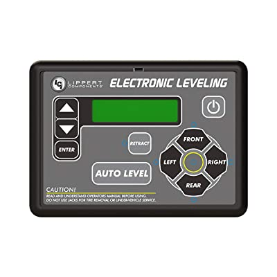 Lippert Components Ground Control TT Leveling Touchpad: Automotive