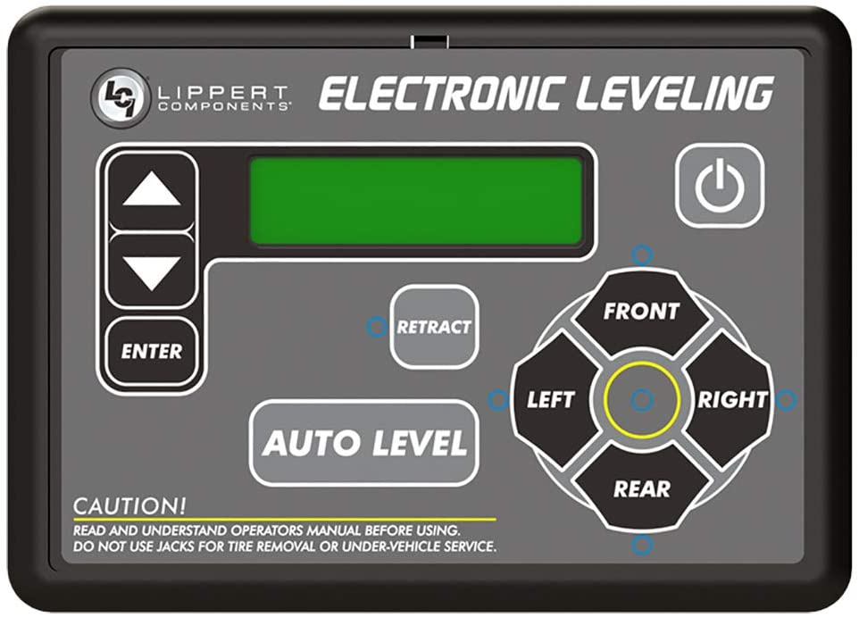 Lippert Components Ground Control TT Leveling Touchpad