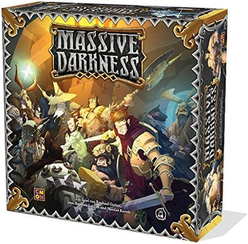 Cool Mini or Not CMN0041 Massive Darkness - Juego de Mesa: Amazon.es: Juguetes y juegos